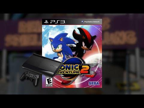 Gameplay : Sonic Adventure 2 [Playstation 3]