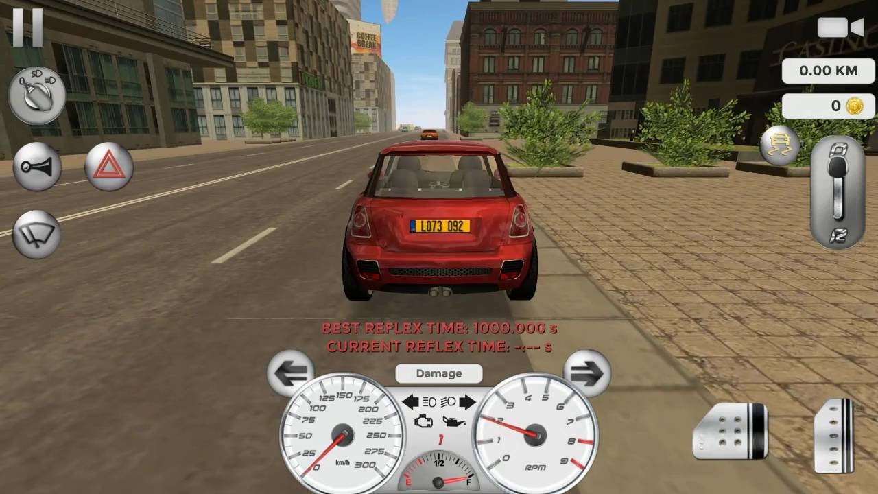 Real Driving Games >> Real Driving 3d Minicopper Android Game