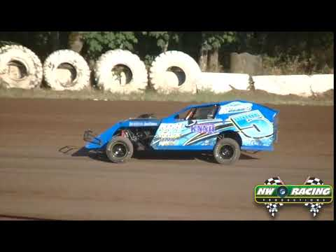 8 2 14 IMCA Modifieds @ Cottage Grove Speedway