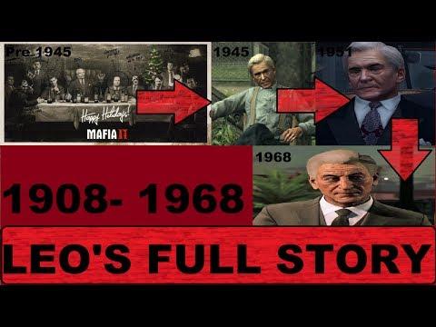 The Full Complete Story: Leo Galante (Mafia 2) (Mafia 3) Episode 2