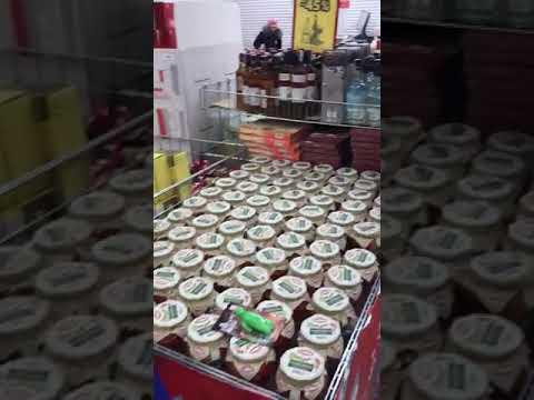 Давка из-за игрушек в магазине Магнит, Краснодар