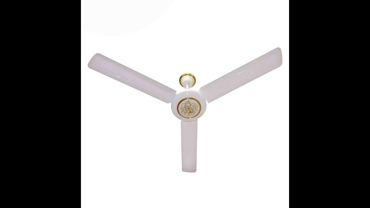 Test Quạt Trần 12V 24V Brushless Cánh Sắt | ceiling fan 12v 24v brushless 1400mm