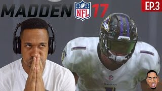 madden 17 career mode i got trucked ep 3