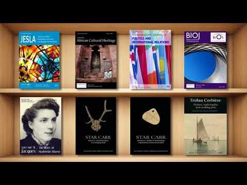 RLUK18 | Open Access setting scholarship free - Kate Petherbridge, White Rose University Press