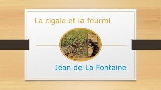 Video result for la cigale et la fourmi