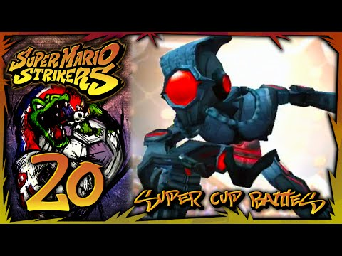 Super Mario Strikers w/ PKSparkxx! - Ep. 20 | The REAL Super Team (Legend Mode Super Cup Battles)