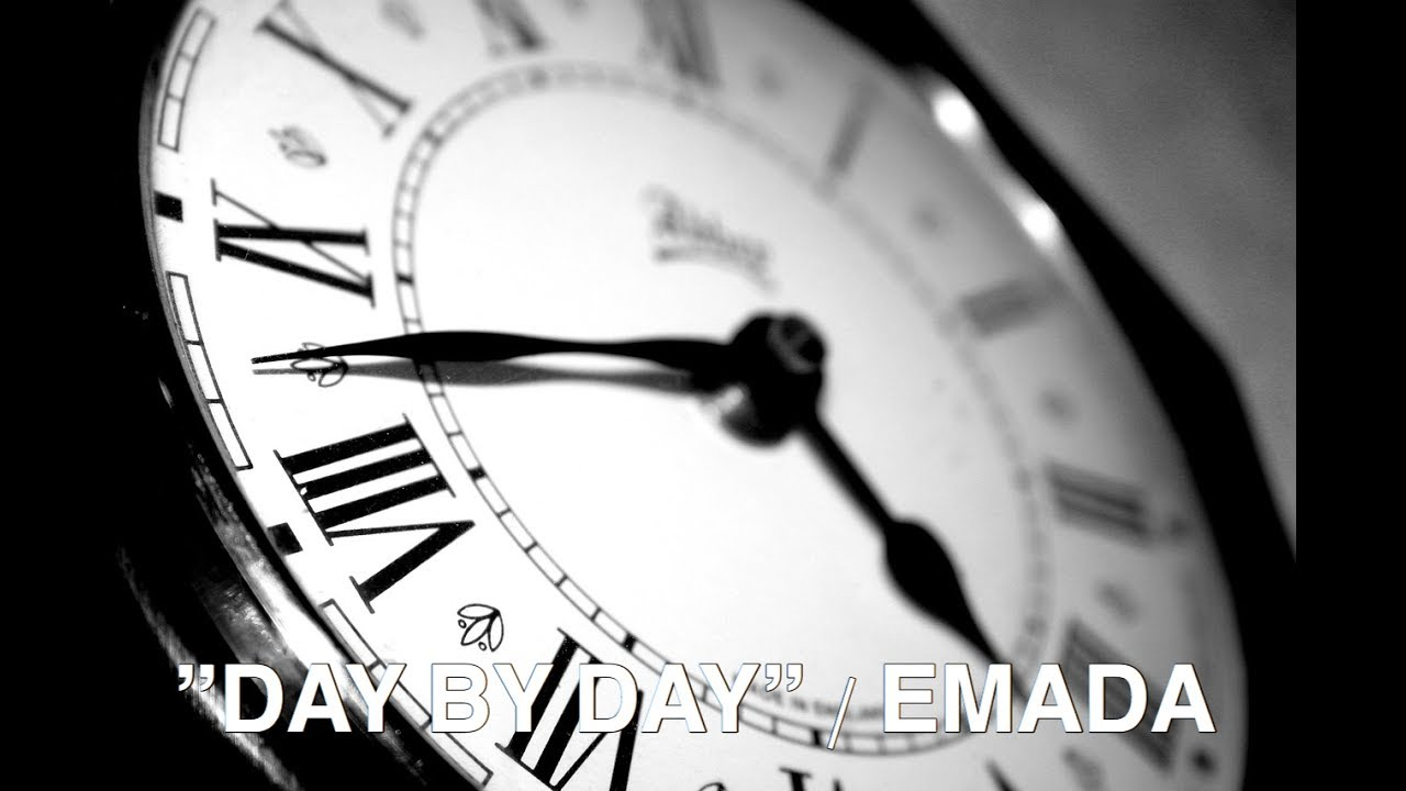 EMADA「DAY BY DAY」