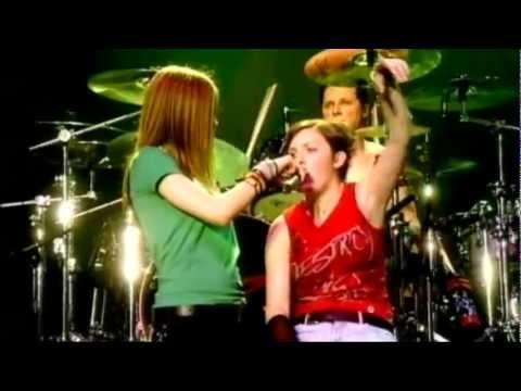 Avril Lavigne - Complicated (Live in Dublin 2003) Legendado #HD