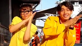 A catchy dance about protecting yourself against the coronavirus is spreading. vietnamese dancer choreographed moves to go with song, part of a...