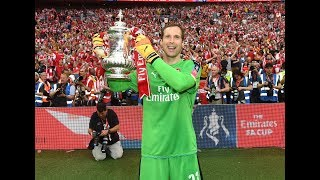 Thank you, Petr Cech