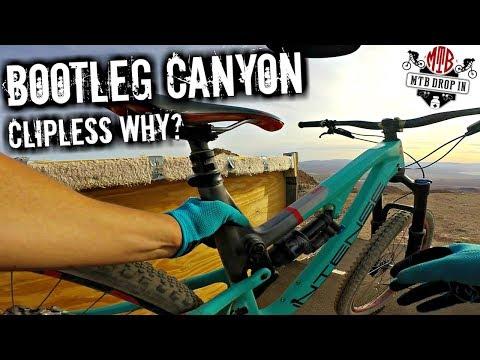 First MTB Trip Ridding Clipless | Mountain Biking Bootleg Canyon P. 2 | Boulder City MTB | Nevada