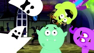 happy halloween | scary songs for children | kids nursery rhyme | baby song