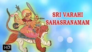 Sri Varahi Sahasranamam (Part - 2) - Powerful Mantra - Dr.R. Thiagarajan