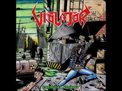 Violator - Chemical Assault (FULL ALBUM)