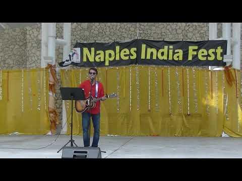 IndiaFest 2019 Naples - Give Me Some Sunshine (Suraj Jagan)