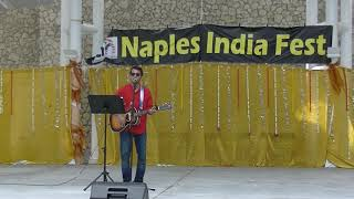 Gambar cover IndiaFest 2019 Naples - Give Me Some Sunshine (Suraj Jagan)