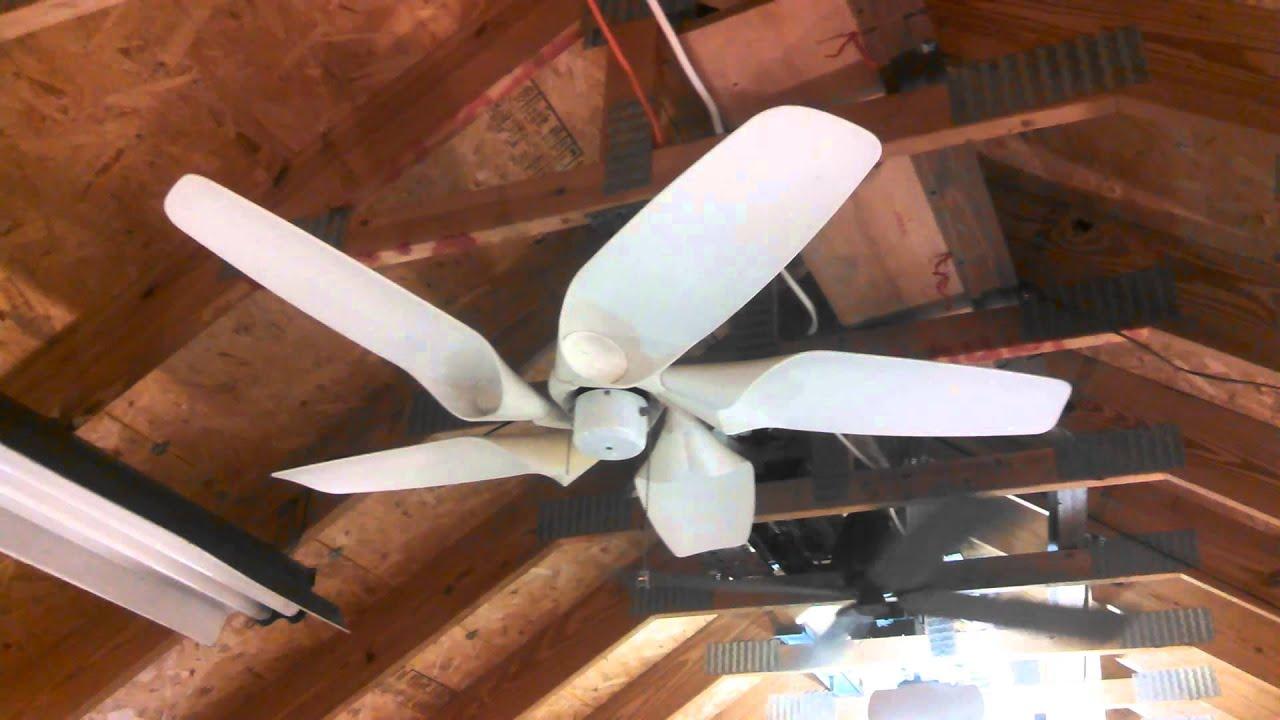 """Emerson """"Petal"""" Ceiling Fan model CF6850HTW0"""