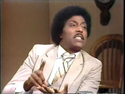 Little Richard on Late Night, May 4, 1982