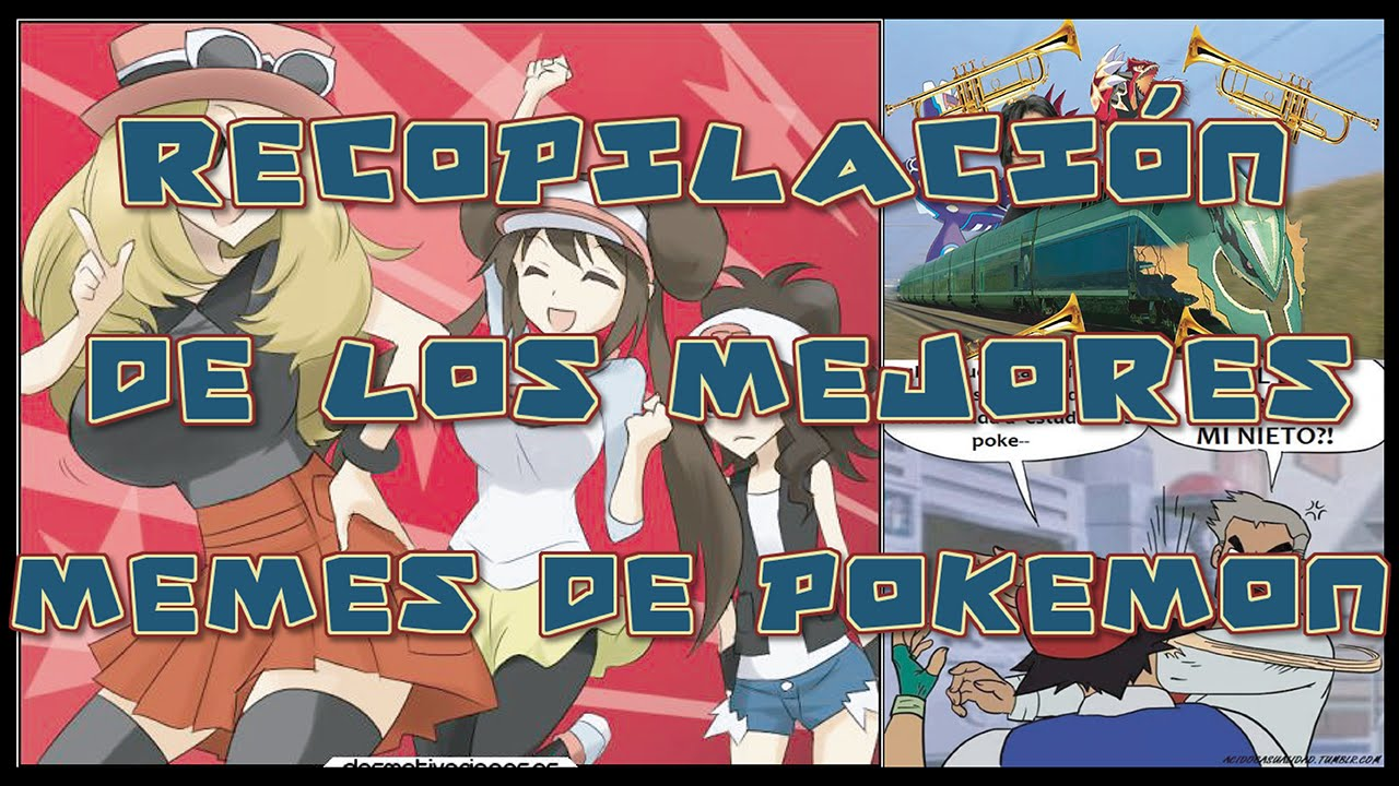 maxresdefault los mejores memes de pokémon (lol) youtube