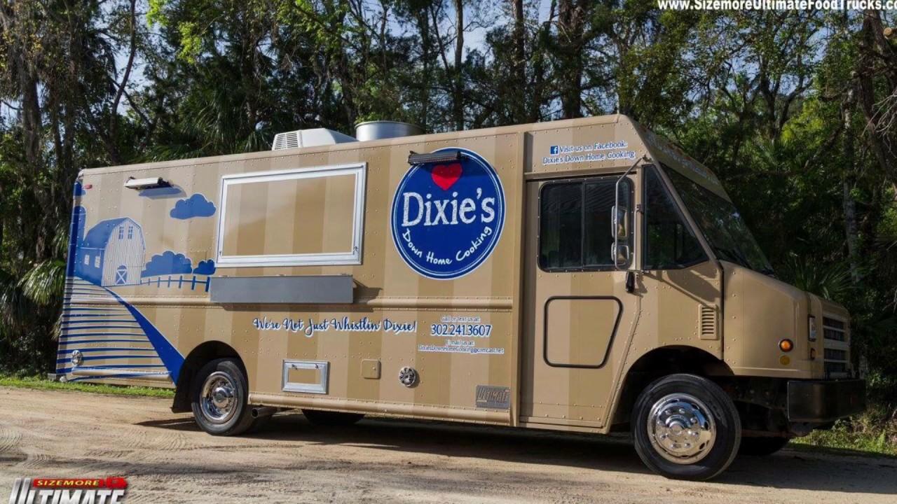 Dixie Food Truck Delaware