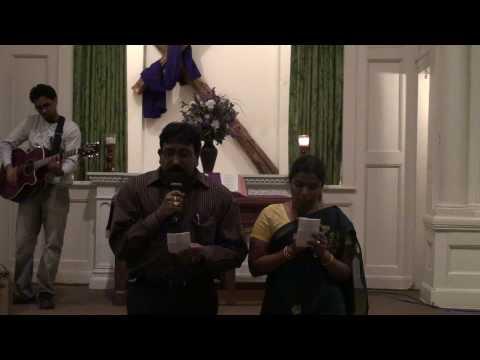 Telugu Christian Lent Song Chudumu Gethsemane Thotalo Naa Priyudu By Kusuma Family