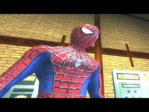 Spider-Man 2 (2004) - Walkthrough Part 12 - Chapter 10: When Good Men Go Bad