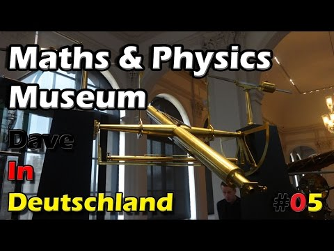The Scientific Wonders Of Dresden | ep.5 Dave In Deutschland - A Year Abroad Blog | The Special Dave