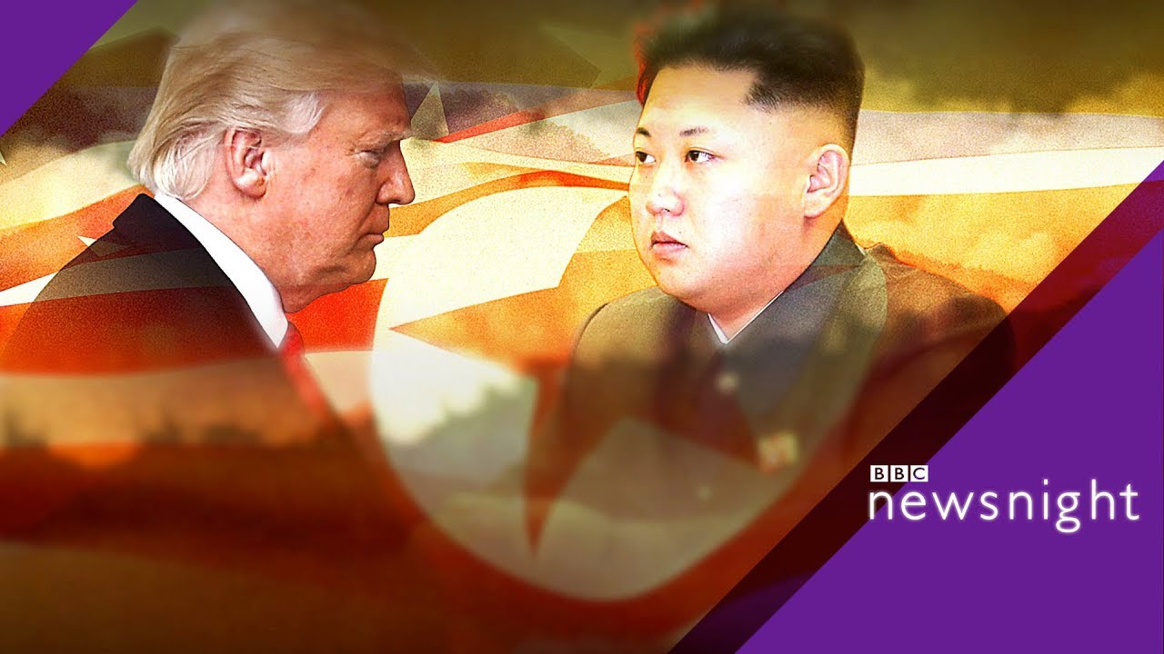 North Korea, cold feet and the US deal - BBC Newsnight