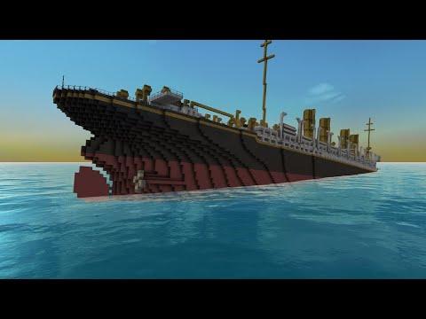Sinking Kaiser Wilhelm Der Grosse (From The Depths)