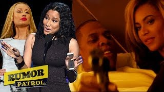 Nicki Minaj & Iggy Azalea at War?! Beyonce Confirms Jay-Z Cheated? (Rumor Patrol)