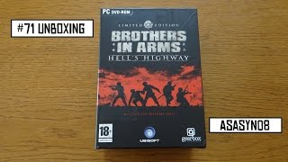 #71 Unboxing: Brothers in Arms: Hell