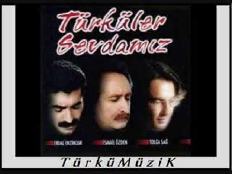 Türküler Sevdamız (Erdal Erzincan-İsmail Özden-Tolga Sağ) - Bilmem Ağlasammı Ağlamasammı