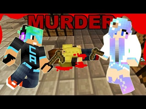 Minecraft / Murder Mystery Mini Game / CookieSwirlC