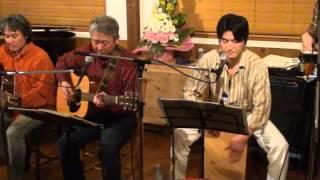 2013年3月2日(土) 青空堂(明石市大久保)でのライブでティピティナス...