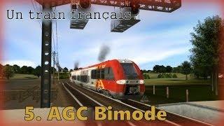 Un train français | 5. AGC Bimode