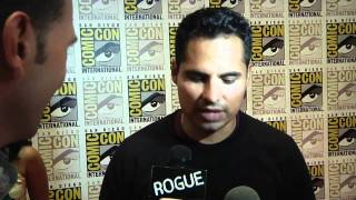 SDCC 2011 EXCLUSIVE VIDEO: Ruben Fleischer and Michael Pena talk 'The Gangster Squad'