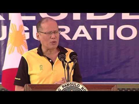 Inauguration of Basilan Circumferential Road (Speech) 3/21/2016