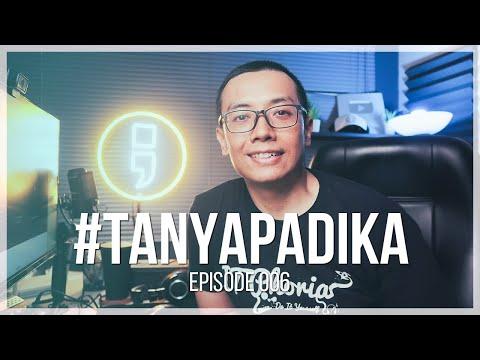 #TANYAPADIKA EP006 | Tips Ketika Bosan Ngoding, Skill Dasar Programmer, Game Favorit, Dll
