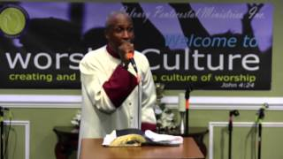 """Bishop Raymond Keith - """"I'm On The Right Team"""" - FULL VERSION"""