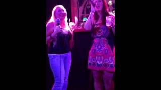 Shan & Erin - Karaoke