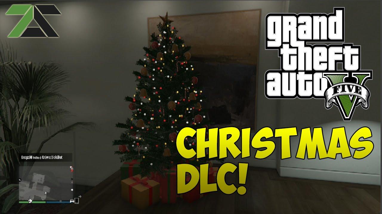 GTA 5 Online Festive Surprise Update Released! (GTA V Christmas ...