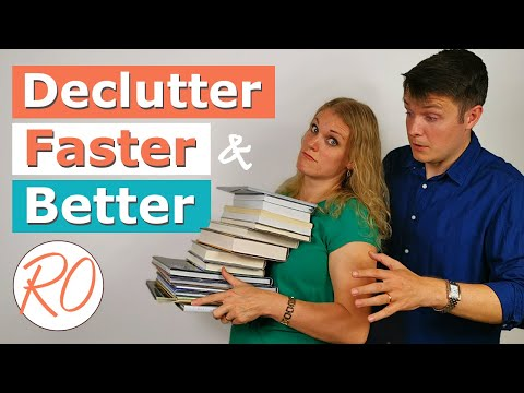 Decluttering Tips and Tricks: How to Declutter Fast and Efficiently