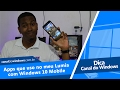 Aplicativos que uso em meu Lumia (2017) -  #DicaCW 10