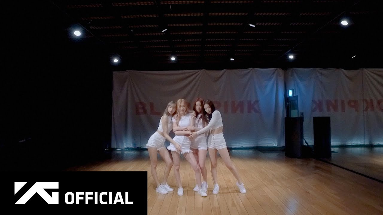 Image result for BLACKPINK - 'Don't Know What To Do' DANCE PRACTICE VIDEO (MOVING VER.)