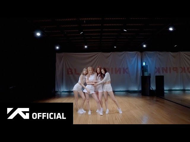 BLACKPINK - 'Don't Know What To Do' DANCE PRACTICE VIDEO (MOVING VER.)