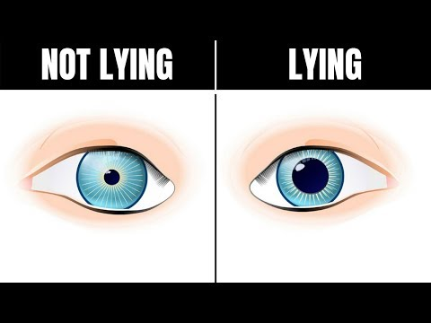 10 Ways To Tell If A Person Is Lying