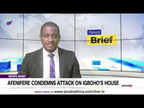 Afenifere Condemns Attack On Sunday Igboho's House | NEWS