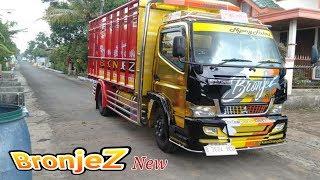 Download Video New Face BRONJEZ Luxury Truck ft GR Jaya Karoseri MP3 3GP MP4