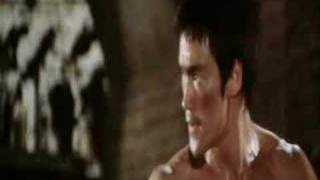 Bruce Lee Vs Chuck Norris (Way of the Dragon)