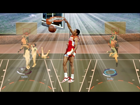 5'7 MIDGET DUNKING ON EVERYONE! (CRAZY CONTACT DUNKS) | NBA 2K17 MyPark